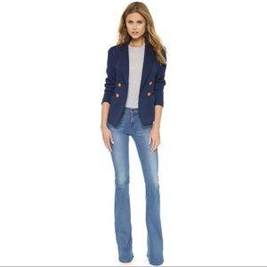 Frame Forever Karlie Tall Flare Jeans in Linden 28